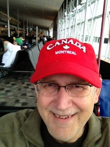 This was the morning of January 15, 2013 as I sat in a wheelchair at Montréal–Pierre Elliott Trudeau International Airport waiting for our flight to Atlanta.