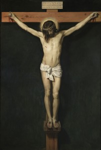 The Crucifixion of Christ by Diego Velazquez